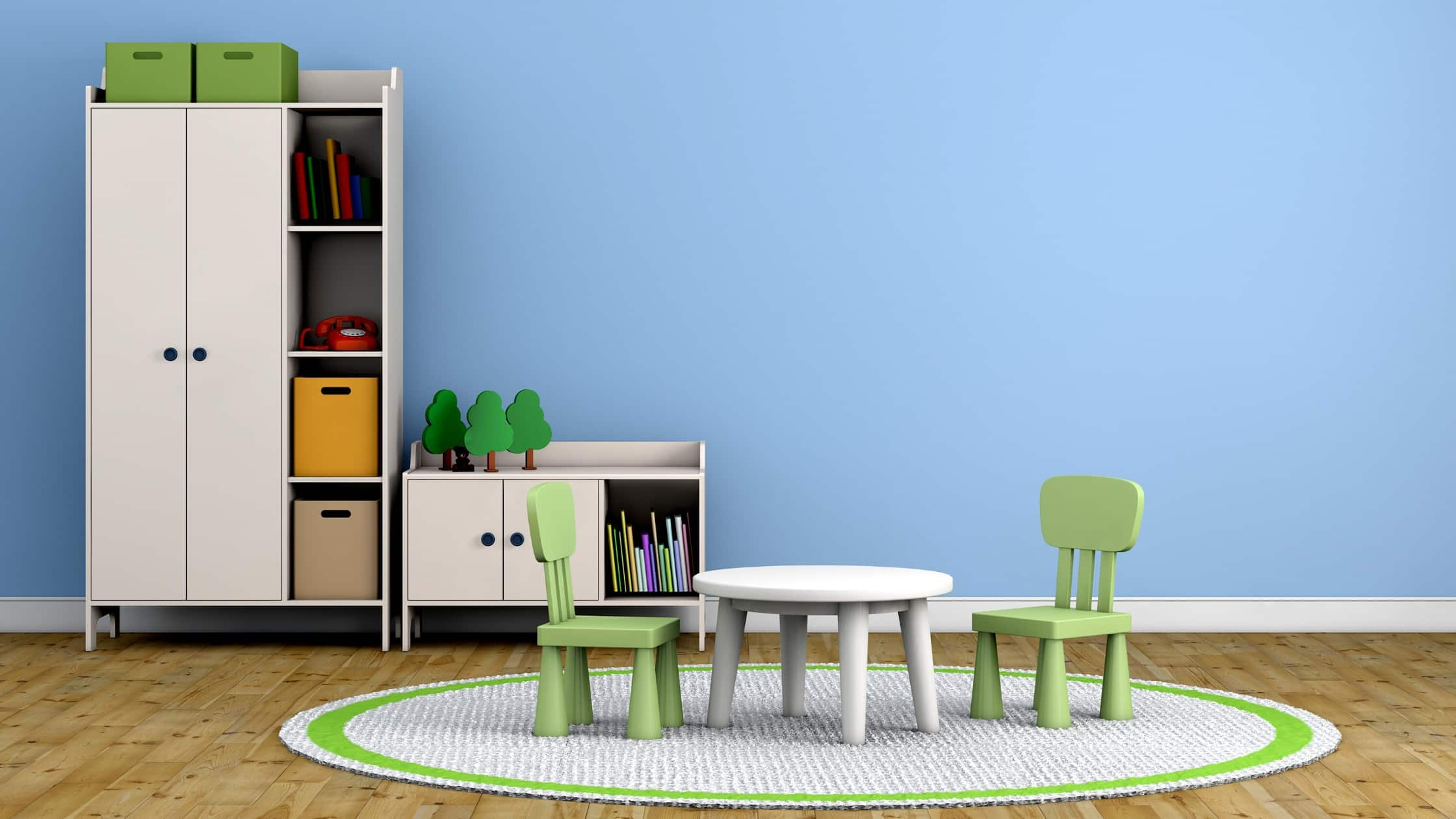Cute toy storage ideas for kids
