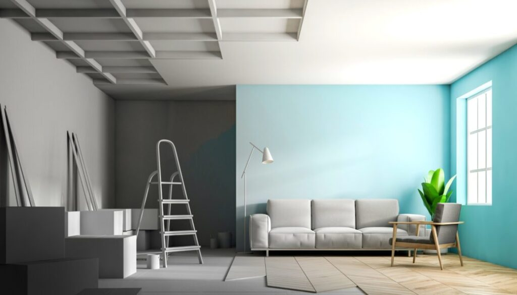 Important signs to renovate the house you're living in